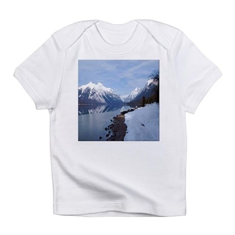 Lake McDonald In Glacier Park Infant T-Shirt