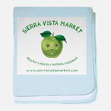 Sierra Vista Market baby blanket