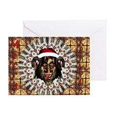 krampuscard22 Greeting Cards