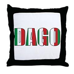 DAGO Throw Pillow