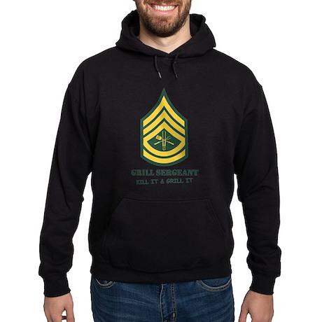 Grill Sgt. Hoodie (dark)