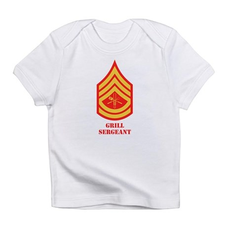 Grill Sgt. Infant T-Shirt