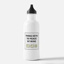 Peace Of Mind Water Bottle
