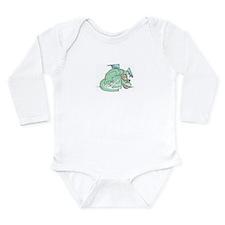 Baby Dragon Long Sleeve Infant Bodysuit