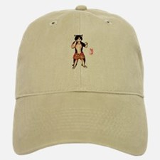 Muay Thai Cat Baseball Baseball Cap