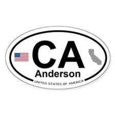 Anderson Decal