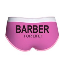 Barber For Life Women's Boy Brief