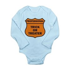 Professional Long Sleeve Infant Bodysuit
