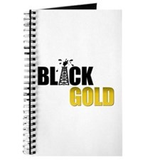 Black Gold Oil Journal