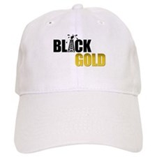 Black Gold Oil Hat