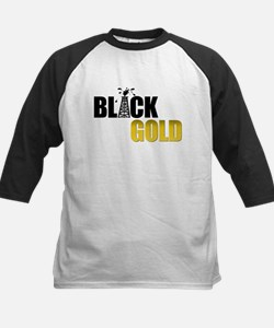 Black Gold Oil Tee