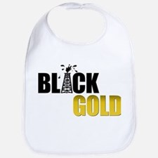 Black Gold Oil Bib