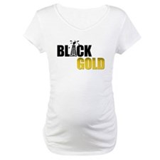 Black Gold Oil Shirt