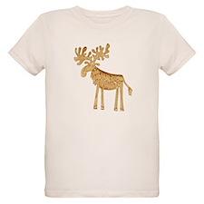 Holiday Moose T-Shirt