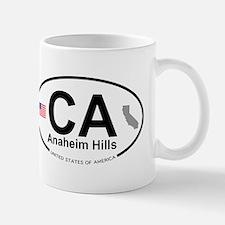 Anaheim Hills Mug