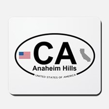 Anaheim Hills Mousepad
