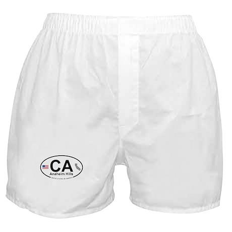 Anaheim Hills Boxer Shorts