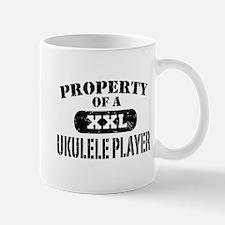 Property of a Ukulele Player Mug
