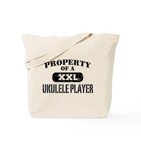 Property of a Ukulele Player Tote Bag