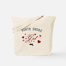 North Shore Girl Tote Bag