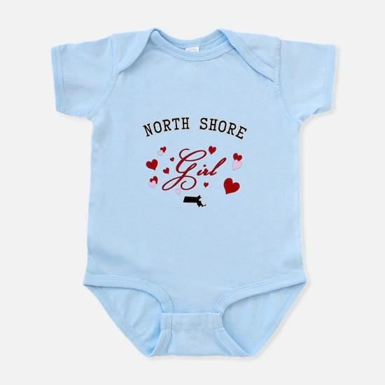 North Shore Girl Infant Bodysuit