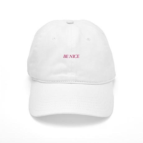 Be Nice Cap