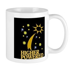 HIGHER POWERED Small Mug