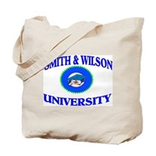 S&W UNIVERSITY Tote Bag