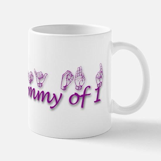 Grandmommy of 1 Mug
