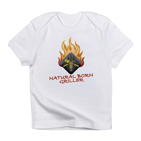 Grill Master Infant T-Shirt