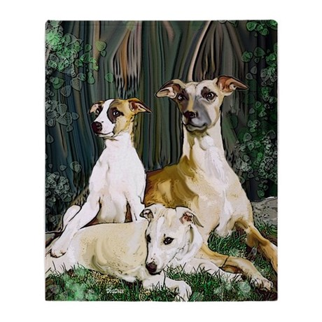 whippet family grouping double sided