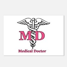 Doctor Postcards (Package of 8)