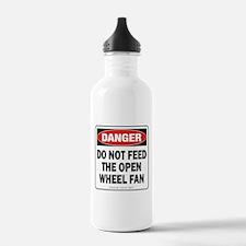 Open Wheel Fan Water Bottle