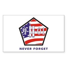NEVER Forget - Decal
