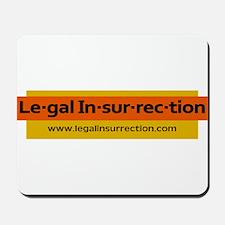Legal Insurrection Mousepad
