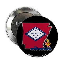 """ILY Arkansas 2.25"""" Button (100 pack)"""