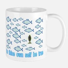 TO THINE OWN SELF Mug