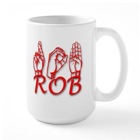 ROB Large Mug