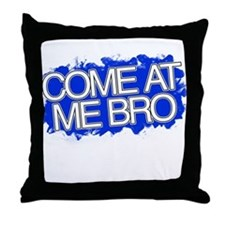 Cute Ronnie Throw Pillow