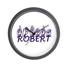 ROBERT Wall Clock