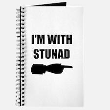I'm With Stunad Journal