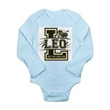 Lions Long Sleeves Bodysuits