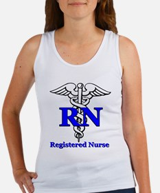 Registered Male Nurse Women's Tank Top