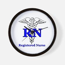 Registered Male Nurse Wall Clock