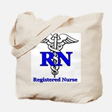 Registered Male Nurse Tote Bag