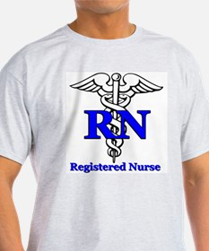 Registered Male Nurse T-Shirt