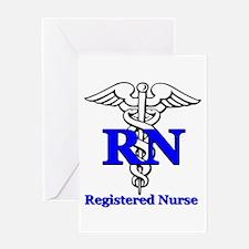 Registered Male Nurse Greeting Card