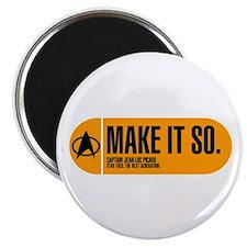 Make It So Magnet