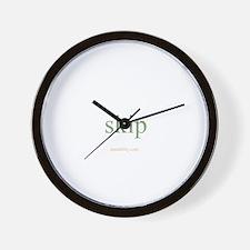 skip Wall Clock