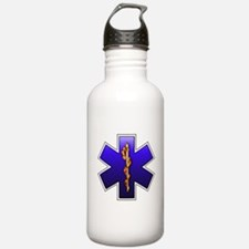 Star of Life(EMS) Water Bottle